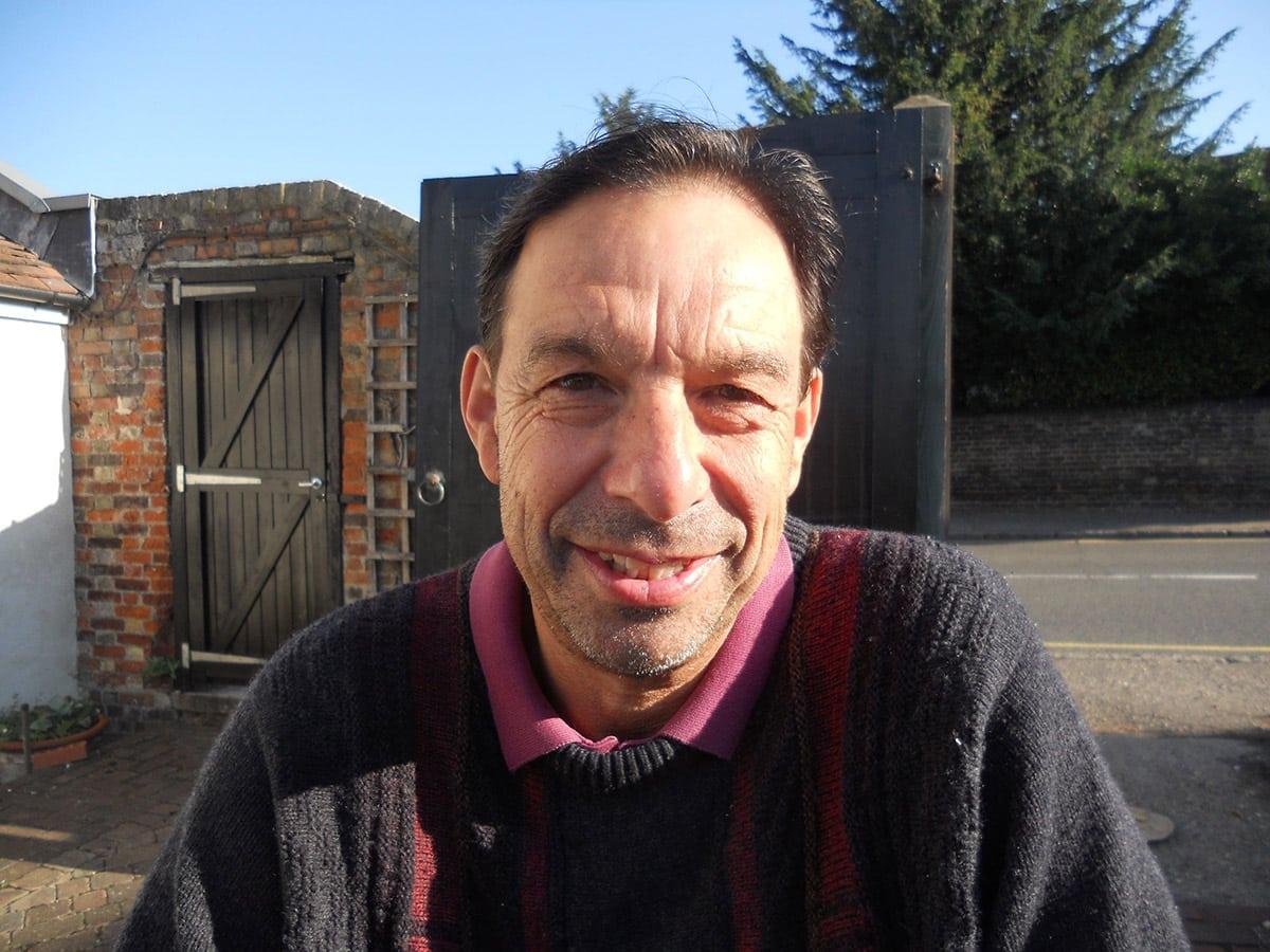Graham Wingrove